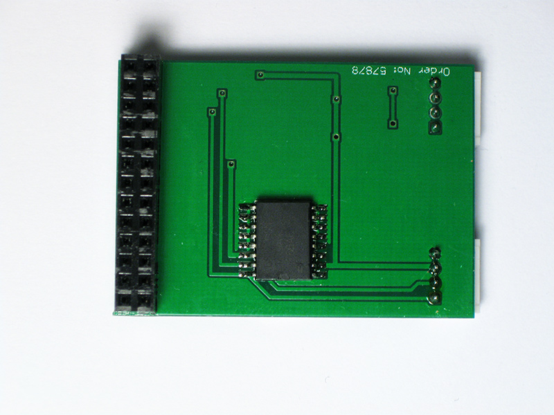 Serial Shield v0.1 bottom