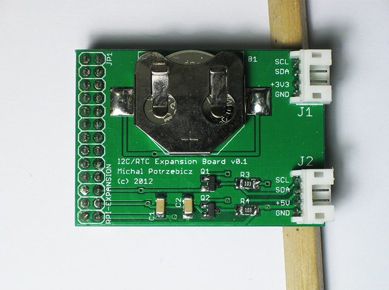 Serial Shield v0.1 top