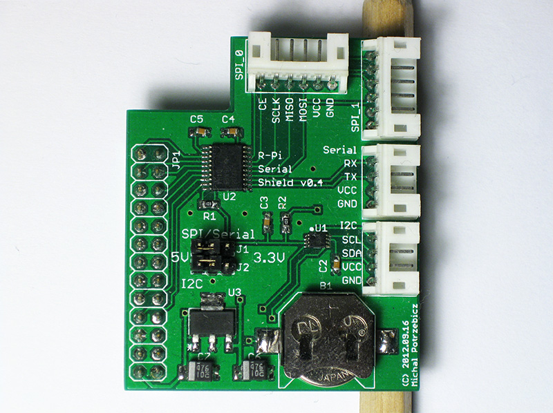 Serial Shield v0.4 top