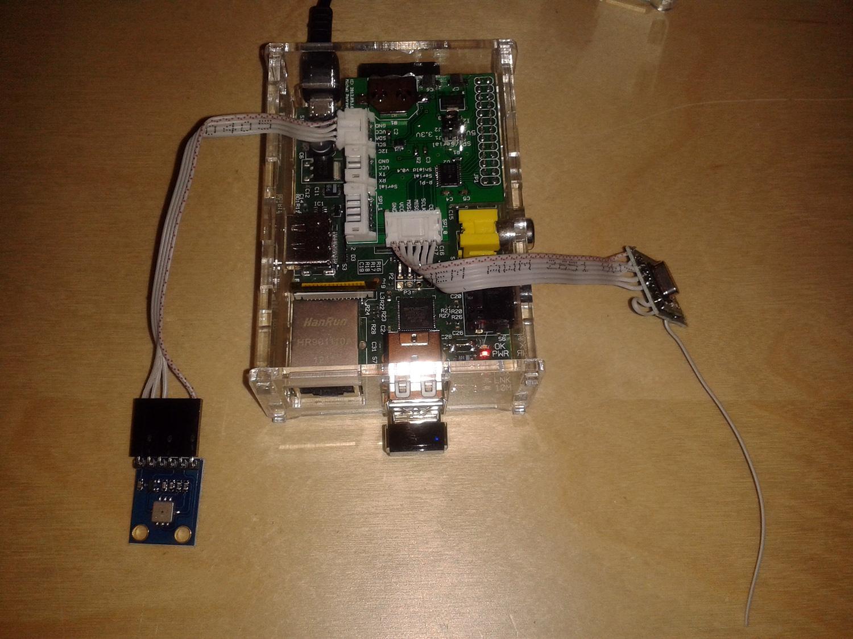 RaspberryBMP085